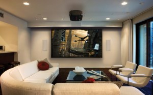 HOME THEATER APARTMENT
